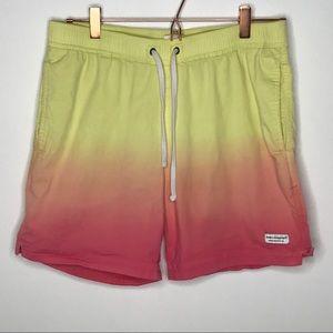 Modern Amusement Men's Swim Trunks Shorts SZ M
